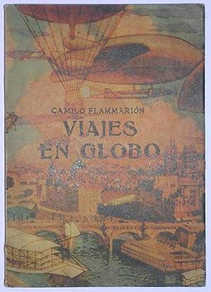 Viajes en globo: Flammarion, Camilo
