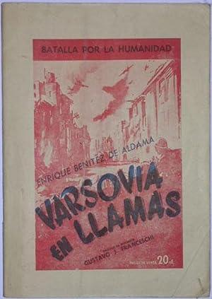 Varsovia en llamas. Batalla por la Humanidad: Benitez de Aldama, Enrique