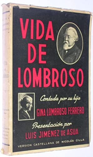Vida de Lombroso: Lombroso Ferrero, Gina