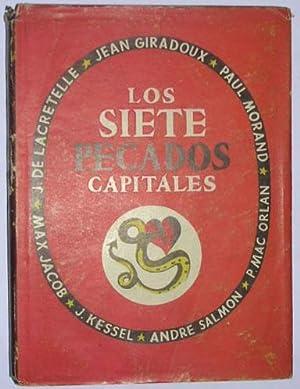 Los siete pecados capitales: Giraudoux, Jean; Morand,