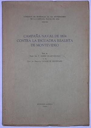 Campana Naval de 1814 contra la Escuadra: Quartaruolo, Mario -