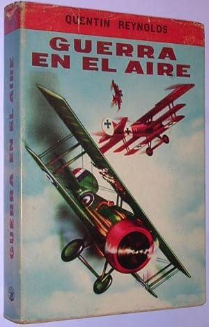 Guerra en el aire: Reynolds, Quentin