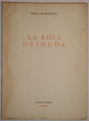 La rosa desnuda: Barciocco, Delia