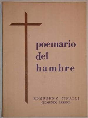Poemario del hambre: Cinalli, Edmundo C. (Edmundo Barrio)