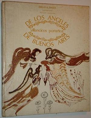 De los angeles de Buenos Aires. Villancicos: Breda, Emilio A.