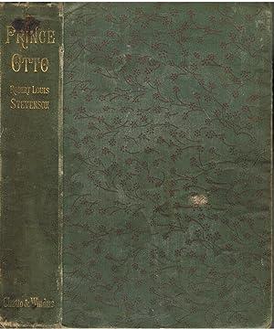 Prince Otto. A Romance.: Stevenson, Robert Louis