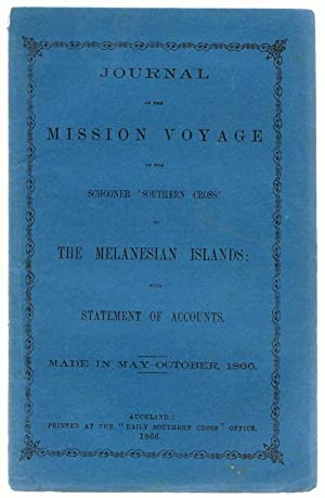 Journal of the Mission Voyage of The