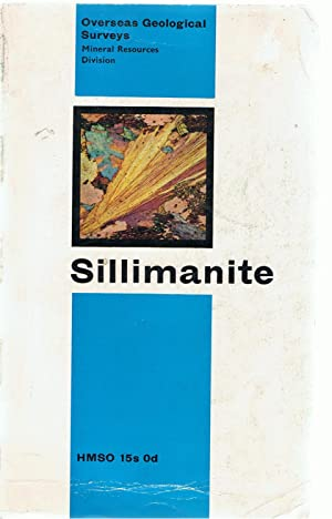 Sillimanite, Andalusite, Kyanite, Sillimanite.: Varley, E.R.