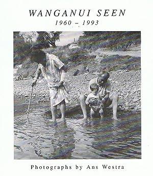 Wanganui Seen 1960-1993. Sarjeant Gallery. Te Whare: Westra, Ans (photographer)