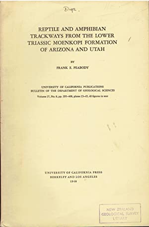 a geological report on the permo-triassic of chester essay Elmer chester marliave (1910-1967) was an engineering geologist with interest in california water resources development after receiving his a b from the university of california in 1932, he worked for the california division of water resources from 1935 to 1956, being chief engineering geologist from 1939 on.
