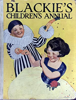 Blackie's Children's Annual. [1921]: Neil Munro; Angela