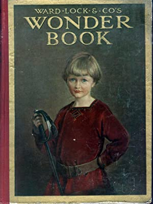 Wonder Book. a Picture Annual for Boys: Harry Golding (editor);
