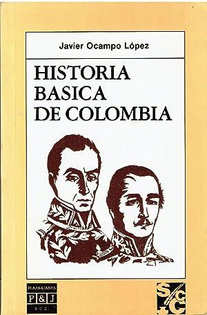 Historia Basica De Colombia.: Ocampo Lopez, Javier