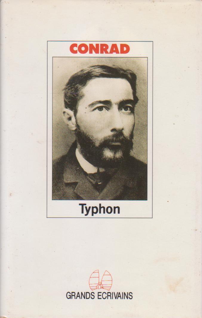 Typhon - CONRAD, Joseph