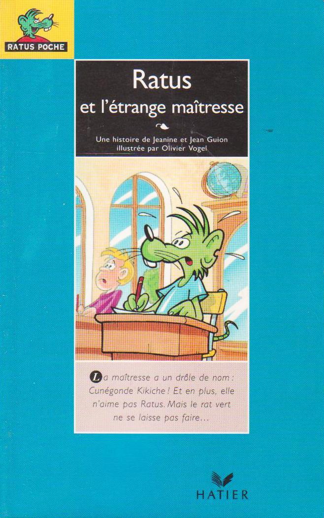 Ratus Et L Etrange Maitresse