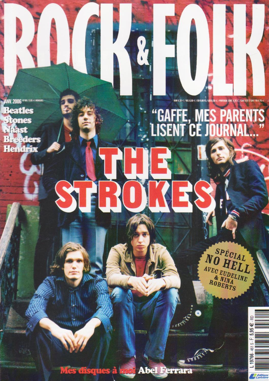 """Résultat de recherche d'images pour """"rock & folk strokes"""""""