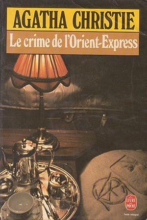 Crime de l'Orient-Express (Le): CHRISTIE, Agatha