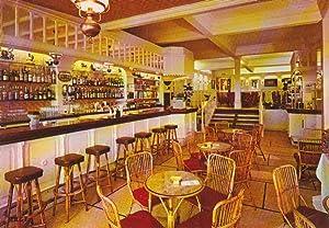 """Carte postale : WIMEREUX, L'Atlantic Hotel-Rotisserie, bar """"La Louisiane"""" (62 ..."""