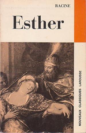 Znalezione obrazy dla zapytania Racine Esther Librairie Larousse