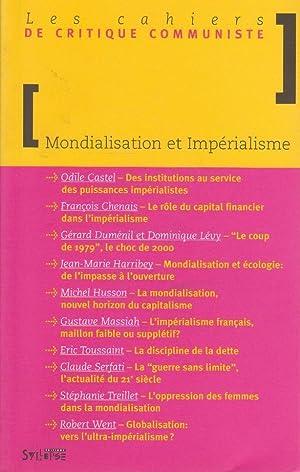 Mondialisation et impérialisme: Collectif [Nicolas Bénies,