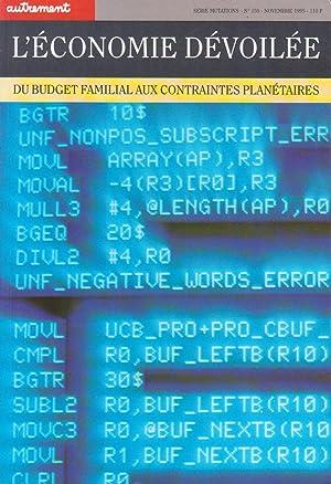 Economie dévoilée (L') : du budget familial: Collectif (Serge Latouche,