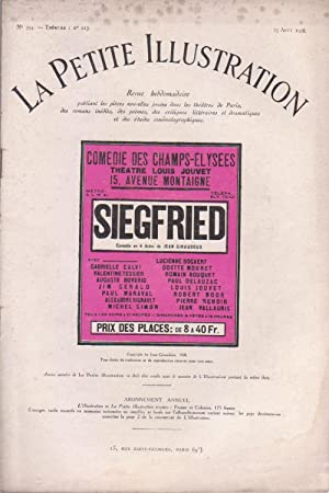 Siegfried, in