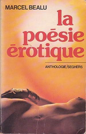 Poésie érotique française