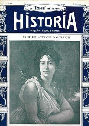 """Magazine """"Historia"""" n°45, du 5 octobre 1911: Magazine Historia (Paul"""