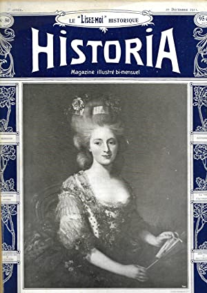 """Magazine """"Historia"""" n°50, du 20 décembre 1911: Magazine Historia (Fr."""
