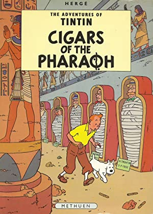 Cigars of the Pharaoh [The Adventures of Tintin]