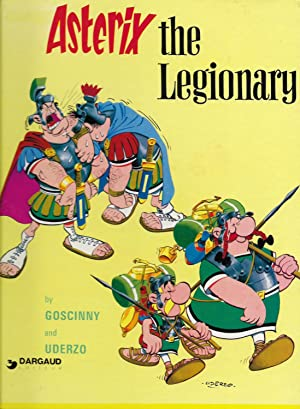 Asterix the Legionary [An Asterix Adventure]