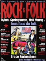 Magazine Rock & Folk n°378, février 1999,: Magazine Rock &