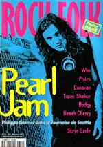 Magazine Rock & Folk n°351, novembre 1996 (Pearl Jam): Magazine Rock & Folk