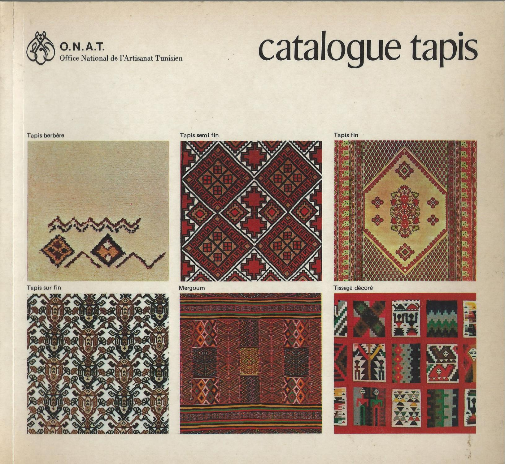 Catalogue Tapis Rug Catalog By Office
