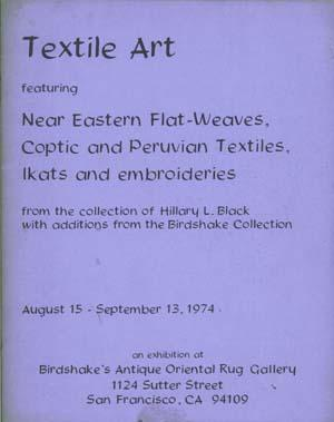 Textile Art featuring Near Eastern Flat-Weaves, Coptic: Wheeler, Donald W.