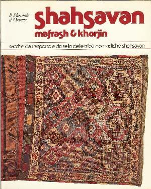 Shahsavan, Mafrash & Khorjin: sacche da trasporto: Mercante d'Oriente