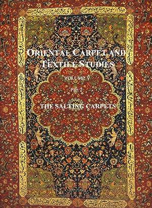 Oriental Carpet and Textile Studies Volume 5: Eiland, M. and