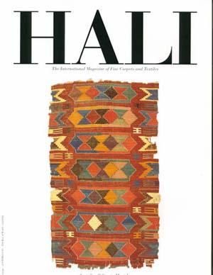 Hali #61: Hali - The International Magazine of Antique Carpet and Textile Art
