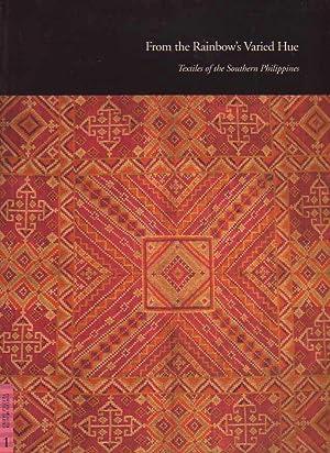 From the Rainbow's Varied Hue: Textiles of: Hamilton, Roy W.