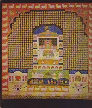 Rajasthani temple hangings of the Krishna cult: Skelton, Robert