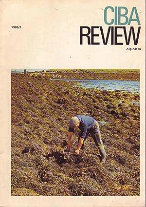 Ciba Review 1969/1 Alginates: McDowell, R.H. et