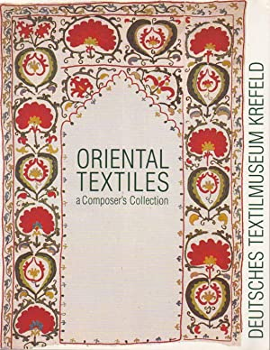 Oriental Textiles, A Composer's Collection: Schumann, Dr. Carl-Wolfgang
