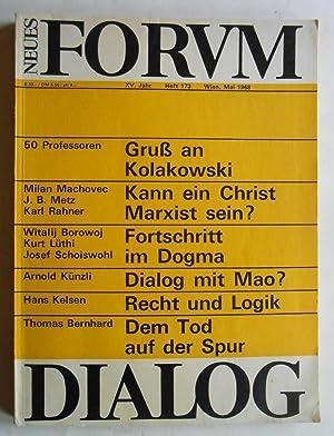 Der Wahrheit und dem Tod auf der Spur (zwei Reden). In: Neues Forum. Internationale Zeitschrift f&...