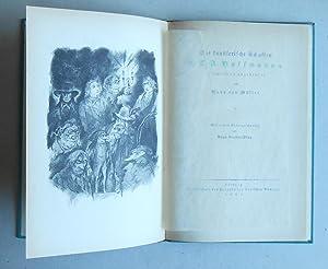 Das künstlerische Schaffen E. T. A. Hoffmanns in Umrissen angedeutet. Mit einer Steinzeichnung...