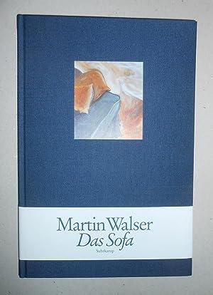 Das Sofa. Eine Farce, 1961.: Walser, Martin: