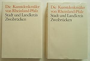 Die Kunstdenkmäler von Rheinland-Pfalz. 7. Band, Teil 2: Die Kunstdenkmäler der Stadt und...