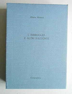 L imbroglio e altri racconti.: Moravia, Alberto: