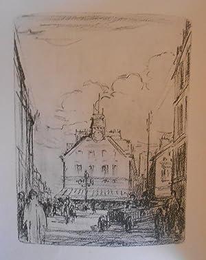 Dieppe. Frontispice de J.-E. Blanche.: Blanche, J.-E.: