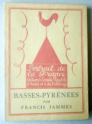 Basses-Pyrénées. Histoire naturelle et poétique. Frontispice de Daragnè...