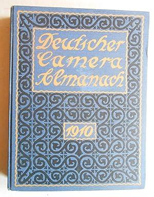 Deutscher Camera-Almanach. Ein Jahrbuch für die Photographie unserer Zeit. Begründet von ...
